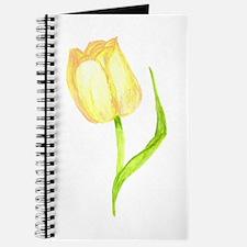 Yellow Tulip Journal