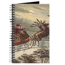 Unique Sleigher Journal