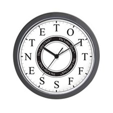 The Letter Clock™ Wall Clock