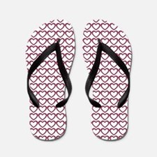 Thank you wedding party Flip Flops