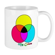 My Colors Mugs