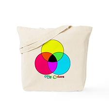 My Colors Tote Bag