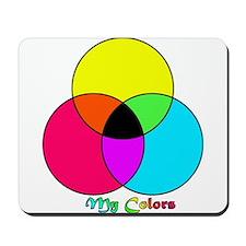 My Colors Mousepad