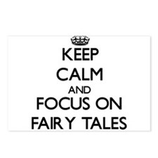Unique Fairy tale Postcards (Package of 8)