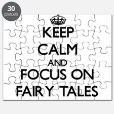 Cute Fairy tales Puzzle