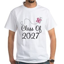Class of 2027 cute T-Shirt