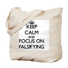 Funny Belieive Tote Bag