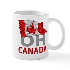 Unique Oh canada Mug