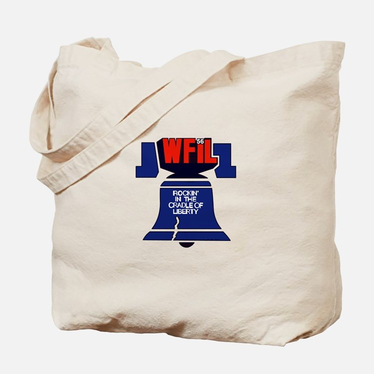 WFIL Philadelphia '76 - Tote Bag