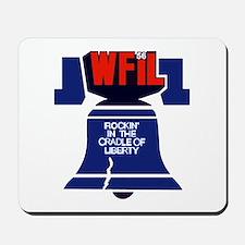 WFIL Philadelphia '76 - Mousepad