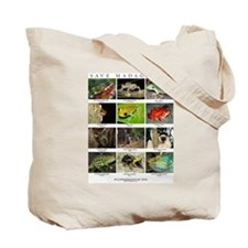 Wildlife of Madagascar Grocery Bag