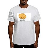 Potato Mens Light T-shirts