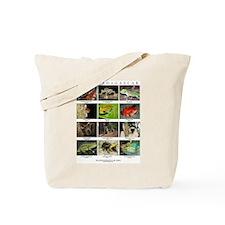 Wildlife of Madagascar Shopping Bag