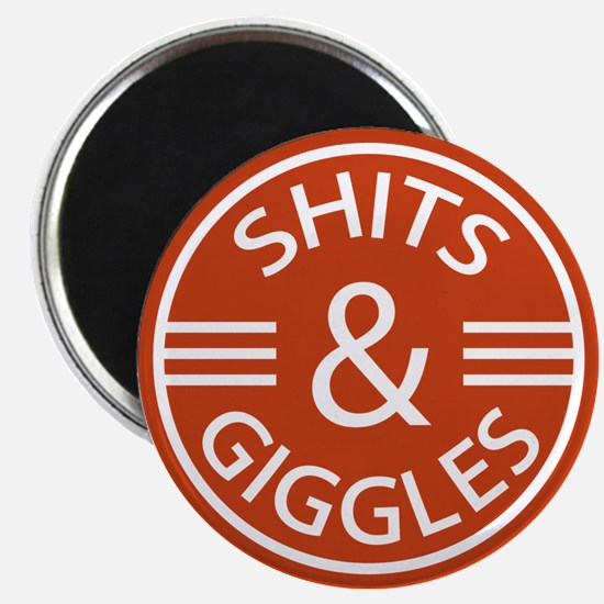 Sh*ts and Giggles Magnets