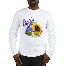 Sunflower Mix Long Sleeve T-Shirt