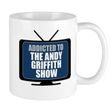 Addicted to the Andy Griffith Show Mug