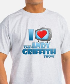 I Heart the Andy Griffith Show T-Shirt