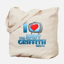 I Heart the Andy Griffith Show Tote Bag