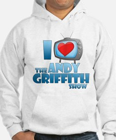 I Heart the Andy Griffith Show Hoodie