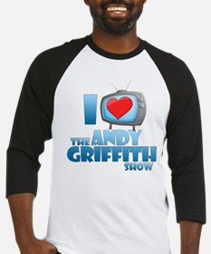 I Heart the Andy Griffith Show Baseball Jersey