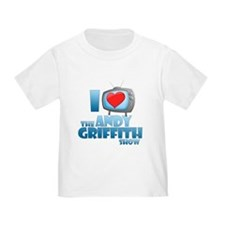 I Heart the Andy Griffith Show Infant/T