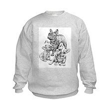 Cute French bulldog Sweatshirt