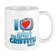 I Heart the Andy Griffith Show Mug