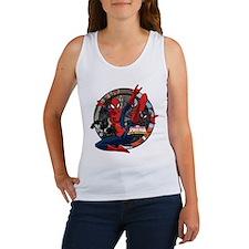 Web Warriors Spider-Girl Women's Tank Top