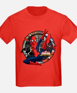 Web Warriors Spider-Girl T
