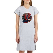 Web Warriors Spider-Girl Women's Nightshirt