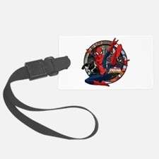 Web Warriors Spider-Girl Luggage Tag