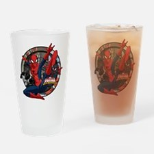 Web Warriors Spider-Girl Drinking Glass