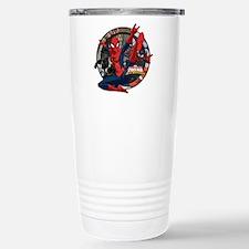 Web Warriors Spider-Gir Travel Mug