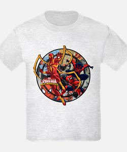 Web Warriors Iron Spider T-Shirt