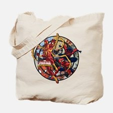 Web Warriors Iron Spider Tote Bag