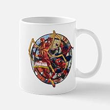 Web Warriors Iron Spider Mug