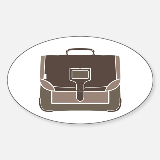Briefcase Decal