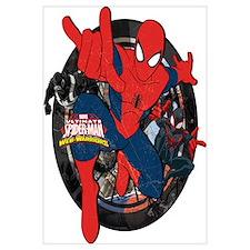 Web Warriors Spider-Man Wall Art