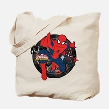 Web Warriors Spider-Man Tote Bag