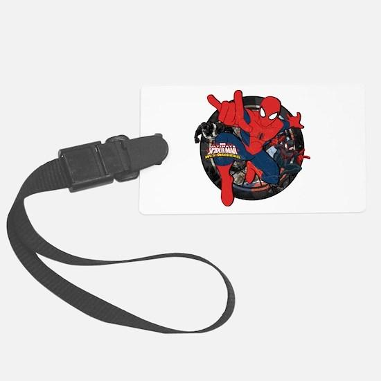 Web Warriors Spider-Man Luggage Tag