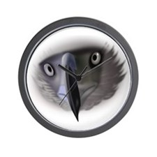 Eagle Face Wall Clock