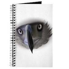 Eagle Face Journal