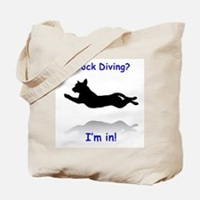 Dock Diving Lab Tote Bag