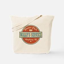 Wally's Service - Gomer Pyle Tote Bag