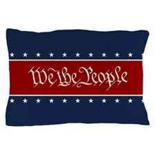 We The People Pillow Case