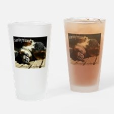 Fitness Protection Program Drinking Glass