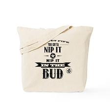 Barney Fife - Nip It Tote Bag