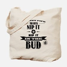 Barney Fife - Nip It Tote Bag