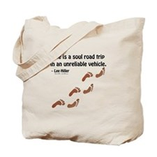 Soul Road Trip Tote Bag