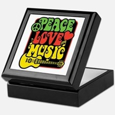 Cute Rasta Keepsake Box
